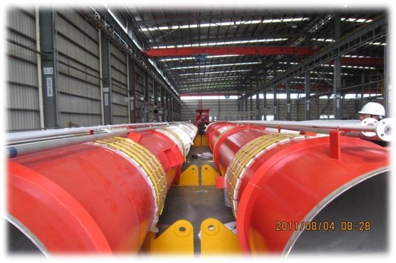JGC IGD Habshan-5 Process Plant Project