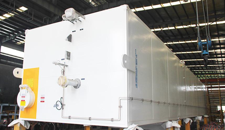 PX #40071FG EN900 Cold Box